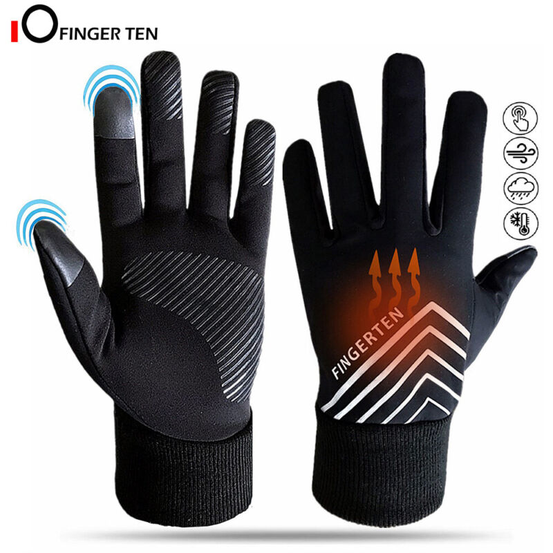 NEW Unisex Insulated Touch Screen Gloves Winter Thermal Insulation Men Women