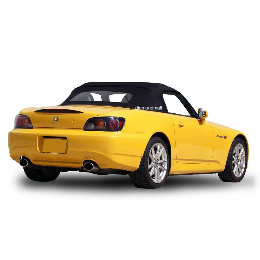 HONDA S2000 1999-2001 Convertible Soft Top With Glass