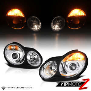 2001-2007 Mercedes Benz W203 C320 C32 AMG C230 [Facelift] Projector Headlights