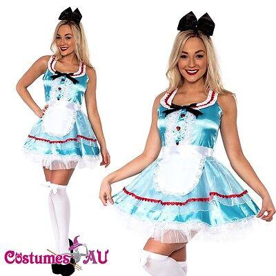 - Adult Alice In Wonderland Kleid
