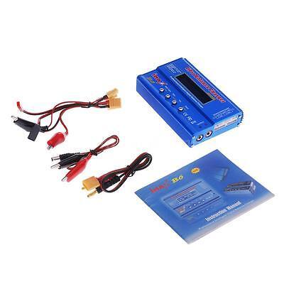 Modified Imax B6 80W Multi Function 1 6 Cells Xt60 Lipo Battery Balance Charger