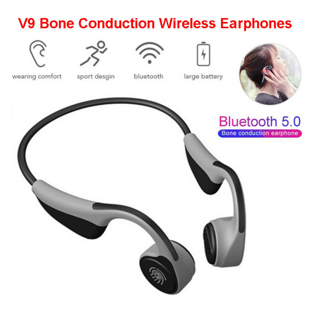 V9 Bluetooth 5.0 Wireless Headphones