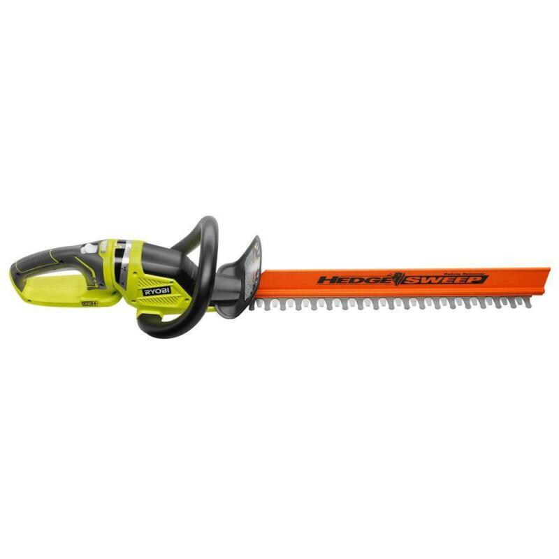 Ryobi P2606B ONE+ 22 in. Cordless Hedge Trimmer Battery and Charger Not Included