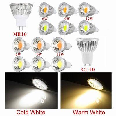 4//10Pcs Fire Rated GU10 Downlights LED Recessed Ceiling Light Spotlight AMC