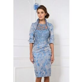 Stunning John Charles Mother of The Bride/Groom Outfit. Size 10 Brand New still tagged!