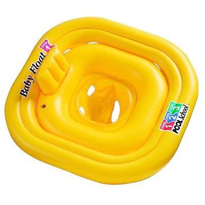 Intex 56587EU - Baby Schwimmring Deluxe Pool School