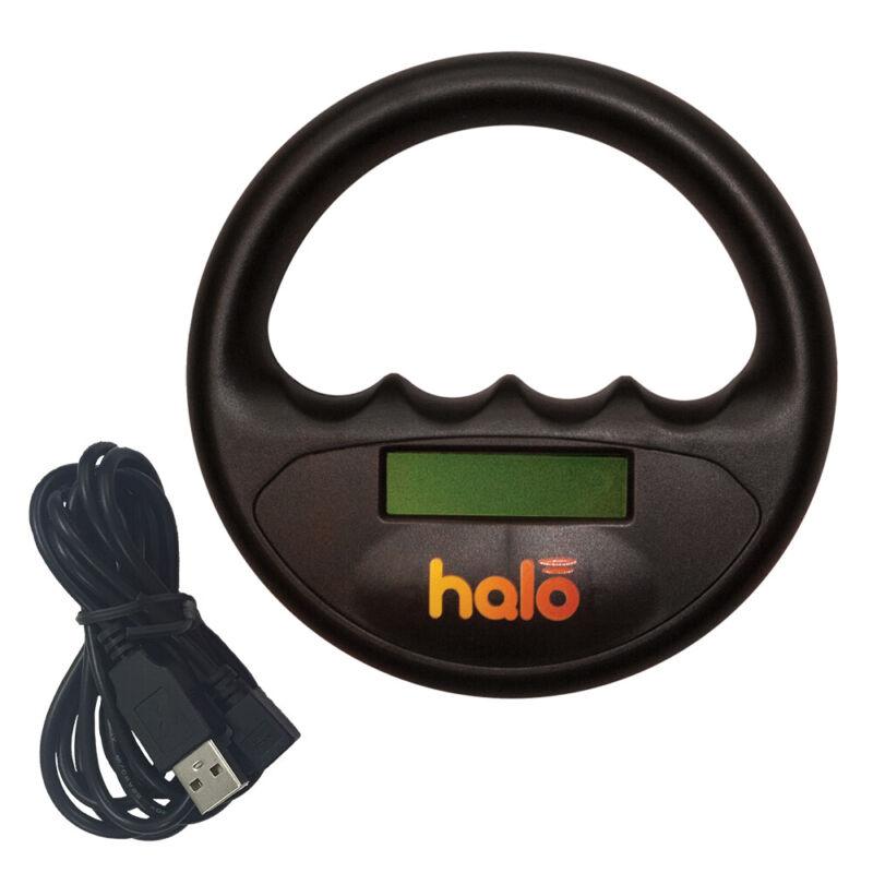 Halo Microchip Scanner, Black