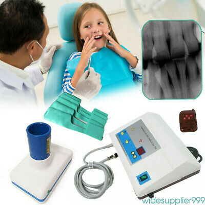 Dental X-ray Portable Mobile Digital Film Imaging Machine Unit Blx-5 Us Stock