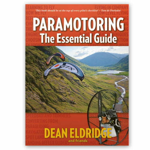 Book: Paramotoring: The Essential Guide - Paragliding & Powered Paragliding