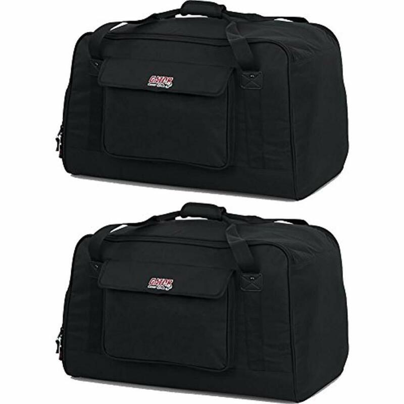 "Gator Cases GPA Tote Bag Pair for 12"" Speaker Cabinets (2 Bags)"