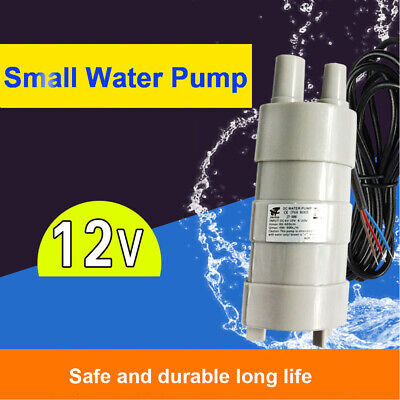 12V Water Pump Camper For Motorhome Caravan High Flow Submersible Whale Pump
