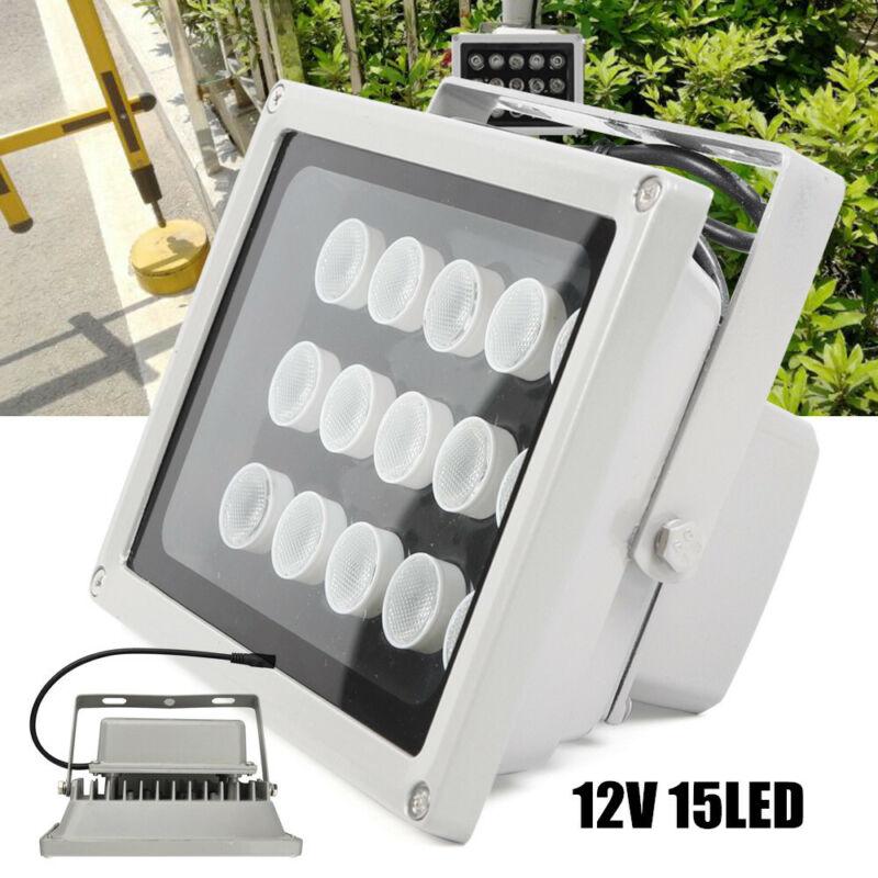 Brand New Night Vision 15 LED IR Infrared Illuminator Lamp Indoor&Outdoor Light