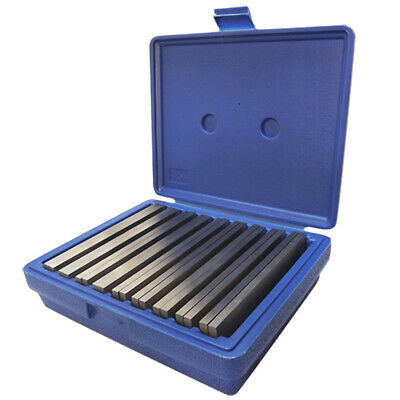 9 Pair 14 Steel Parallel Set 6 Long 0.0002 Square Precision 34 In 1-34