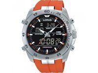Mens Lorus Alarm Chronograph Watch RW621AX9