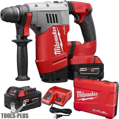 Milwaukee 2715-22 M18 Fuel 1-18 Sds Plus Rotary Hammer Kit New