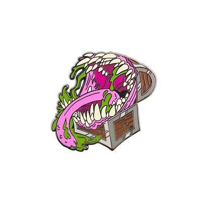 Dungeons & Dragons Mimic Pin