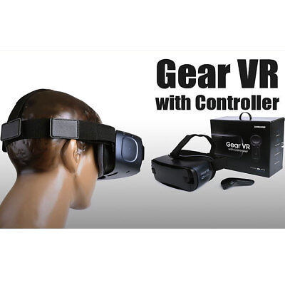 Samsung Gear VR Headset SM-R3250 with Controller for Note9/S10/S8/S8+/S9/S9+