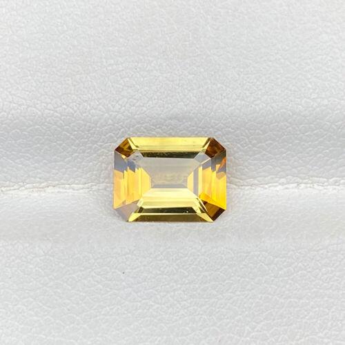 Natural Unheated Yellow Chrysoberyl 2.09 Cts Emerald Sri Lanka Loose Gemstone