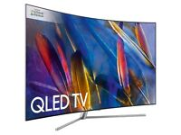BRAND NEW SAMSUNG QE65Q7C CURVED 65 inch 4K ULTRA HD HDR 1500 PREMIUM SMART QLED TV - 5 YRS WARRANTY