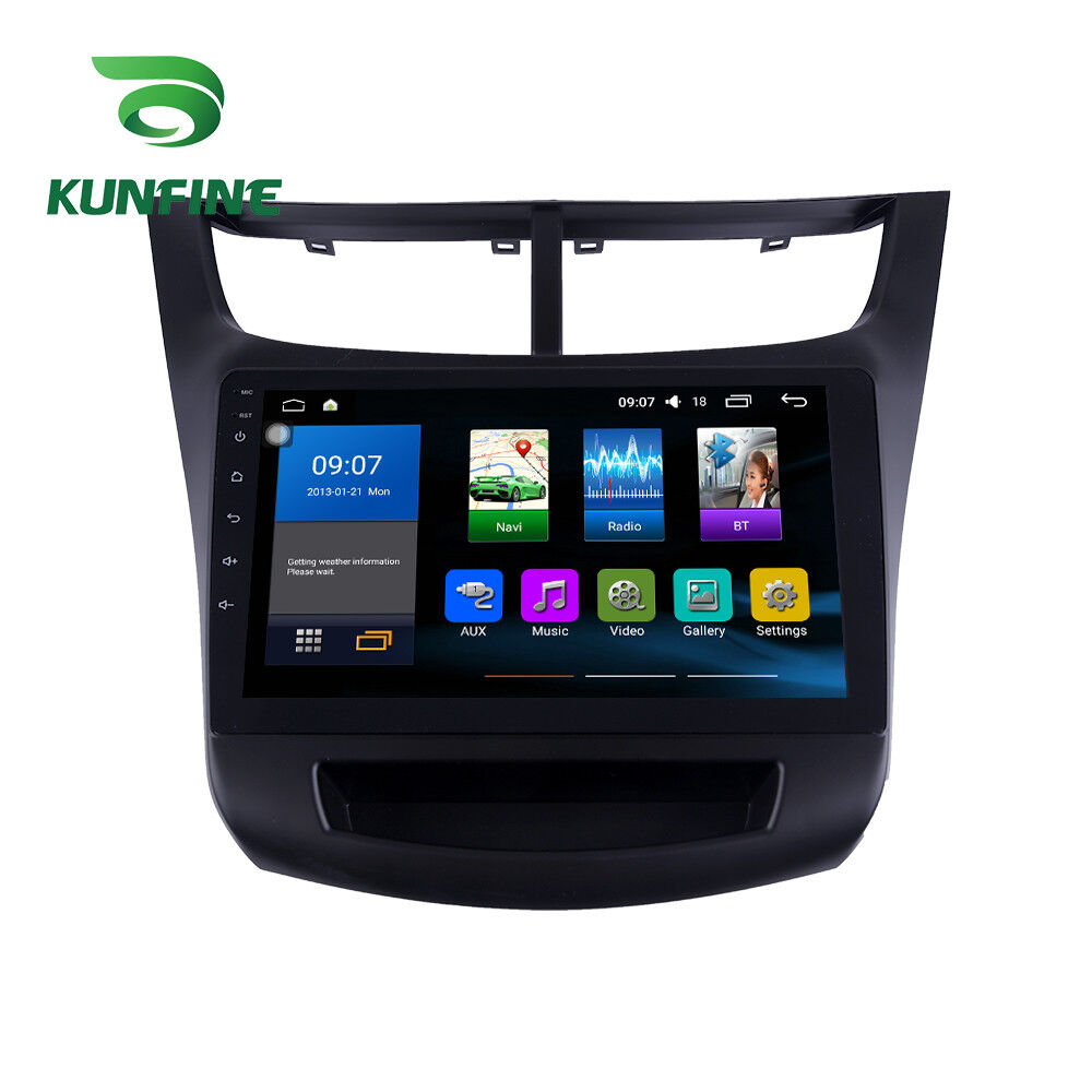 Android 8.1 Car GPS Car Stereo for Chevrolet SAIL 2015 Radio Headuint Deckless