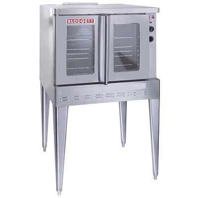 Blodgett Sho-100-e Sgl Standard Full Size Electric Convection Oven