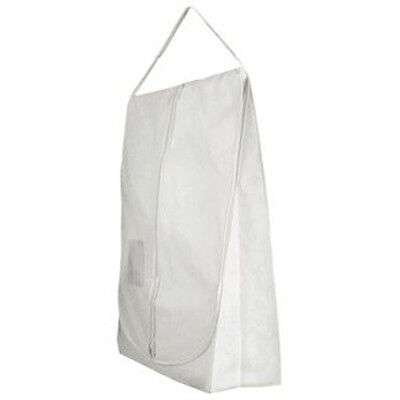 FT Breathable Wedding Dress, Gown Garment Cover Bag & Pole