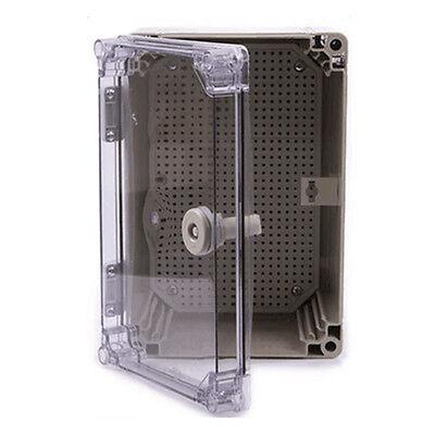 302016cm Ip65 Waterproof Electrical Enclosure Outdoor Plastic Junction Box