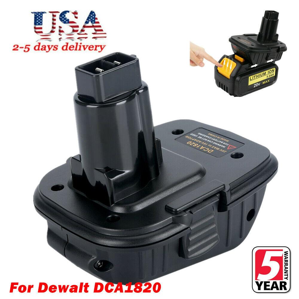 DEWALT 18v to 20v Adapter - Bare