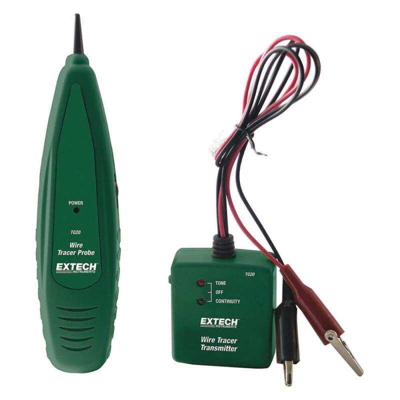 EXTECH TG20 Tone Generator and Probe Kit