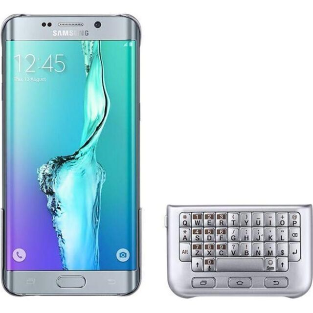 Genuine Samsung Galaxy S6 Edge+ Plus Bluetooth Keyboard Cover Phone Case