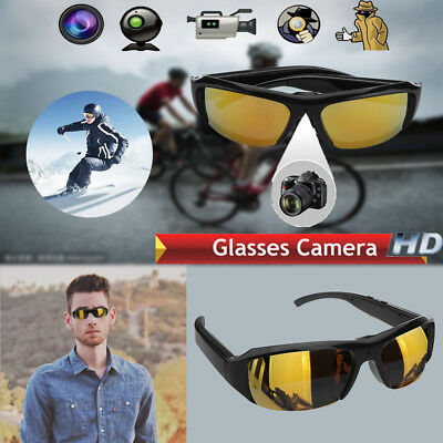 HD Sunglasses Camera Mini Glasses Eyewear Camcorder DVR Video Recorder Cam DV US