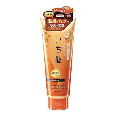 ICHIKAMI Kracie thermal reparingi hair care pack concentrate 150g