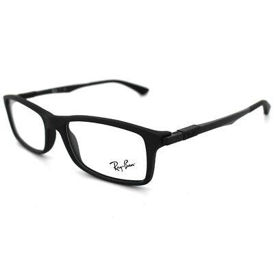 Ray-ban Monturas de Gafas 7017 5196 Negro Mate
