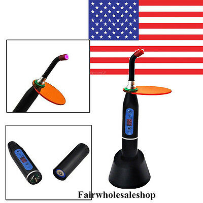 5w Wireless Dental Curing Light Cordless Solidifying Led Lamp 1500mw For Teeth