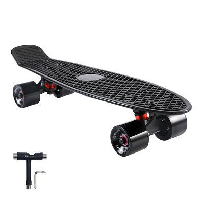 "31"" 22 Inch Cruiser Skateboard Complete for Cruising Commuting Rolling Around"