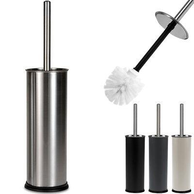 DEUBA® WC Bürste Toilettenbürste Klobürste Toiletten Garnitur Bürstengarnitur