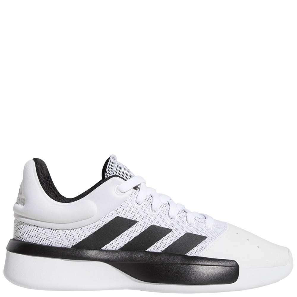 Adidas Pro Adversary  2019 Men's [ White ] Basketball - MCG7098