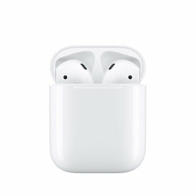 APPLE AIRPODS AirPods airpods MMEF2ZM A CUFFIE WIRELESS BLUETOOTH ORIGINALI NEW