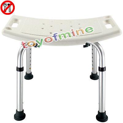 Medical Vasca Doccia sedia della sede di Bench Doccia Bench senza schienale