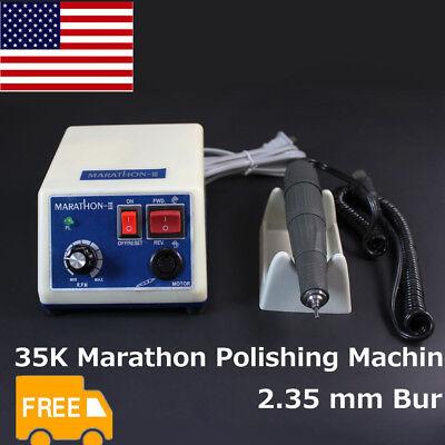 35k Rpm Dental Lab Fit Marathon Electric Micro Motor Micromotor N3 Handpiece