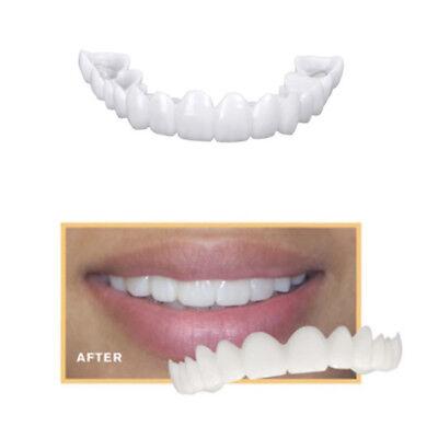 Whitening Braces Smile Whitening Teeth Snap Cosmetic Denture Easy Wear