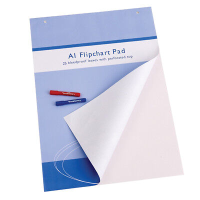 Standard Easel Pads A1 Flipchart Paper Pad 23 X 32 Inches 25-sheetspad