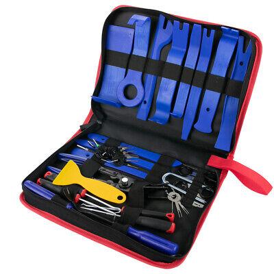 41 Pcs Car Trim Removal Tools Universal For Auto Dash Radio Installation Kit