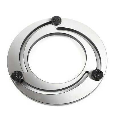 10 Inch Steel Soft Jaw Boring Ring Adjustable Hydraulic Claw For Cnc Lathe Chuck