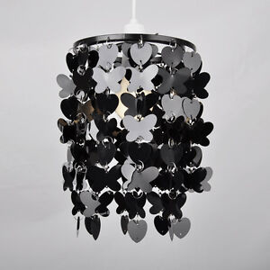 Butterfly ceiling light shade