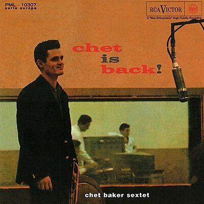 Chet Baker Sextet - Chet Is Back! Vinyl LP MOVLP1046