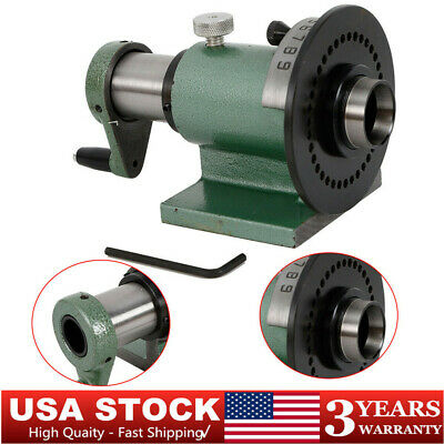New Pf705c Precision Spin Indexing Jigs Drill Milling Fixture Collet 1-18