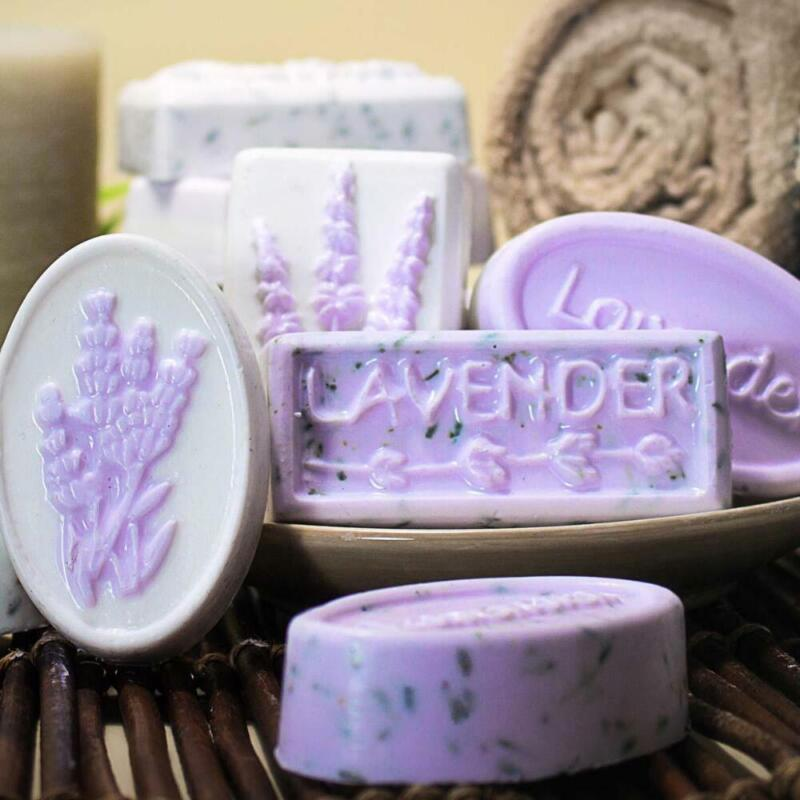 Life of the Party Everything Lavender Soap Kit