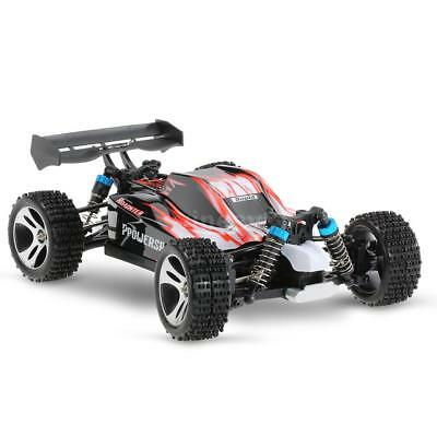 Wltoys A959 Upgraded Version 1/18 Scale 2.4G Remote Control 4WD FPV RTR S6I7