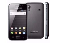 Samsung Galaxy Ace GT-S5830i Android Smartphone - Only £35 - Unlocked - New! - in Black or White !